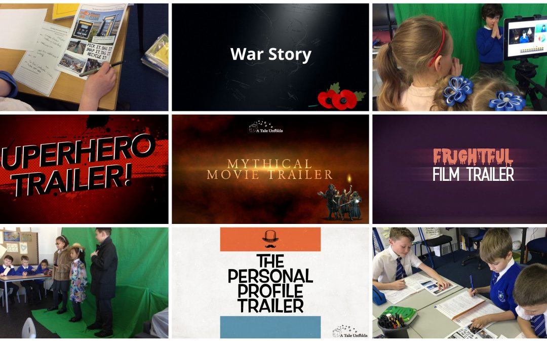 Movie Trailers: the easiest way to start filmmaking in the classroom