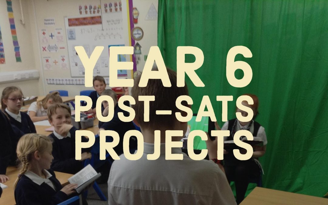 Five KS2 projects to start with your class after SATS
