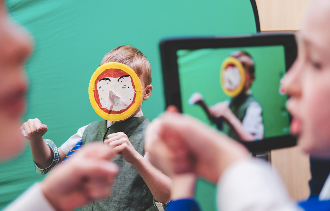 Filmmaking to enhance literacy: an NQT perspective