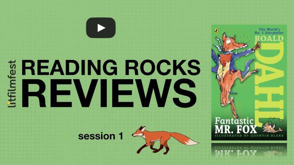 Reading Rocks Reviews Fantastic Mr Fox Litfilmfest